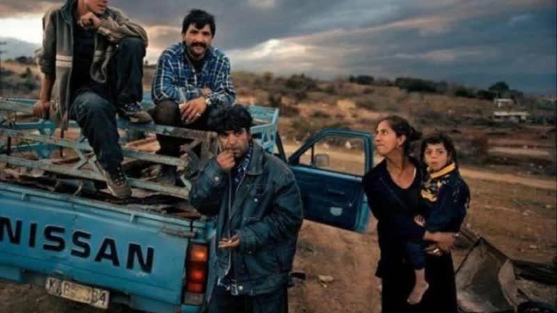 Жизнь в современном цыганском таборе