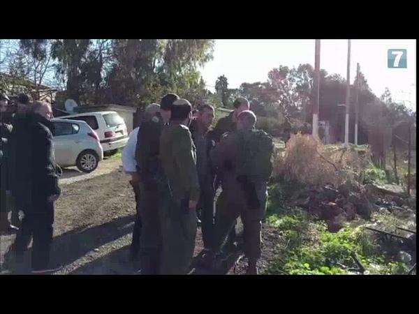 Terrorist infiltration into IDF post, soldier injured