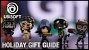 Ubisoft Holiday Gift Guide Rainbow Six Siege, Assassins Creed Odyssey and More Ubisoft NA