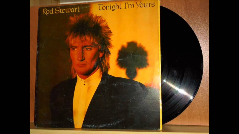 Never Give Up On a Dream - Rod Stewart - 1981