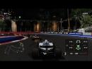 F1 2017 8 сезон 14 этап Сингапур. Гонка 3