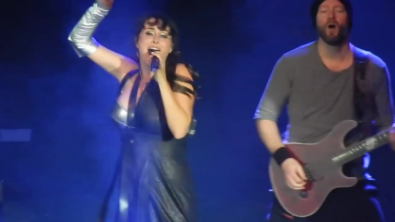 Within Temptation - Mother Earth (Live in Novosibirsk ДКЖ 13.10.18)