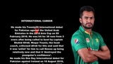 Mohammad Nawaz Pakistani Cricketer Biography With Detail