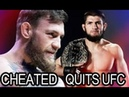 CONOR MCGREGOR ΕXPΟSED KHABIB WILL RΕTΙRE! - WHAT REΑLLY HAPPENED (WATCH EVERYTHING REVEALED)
