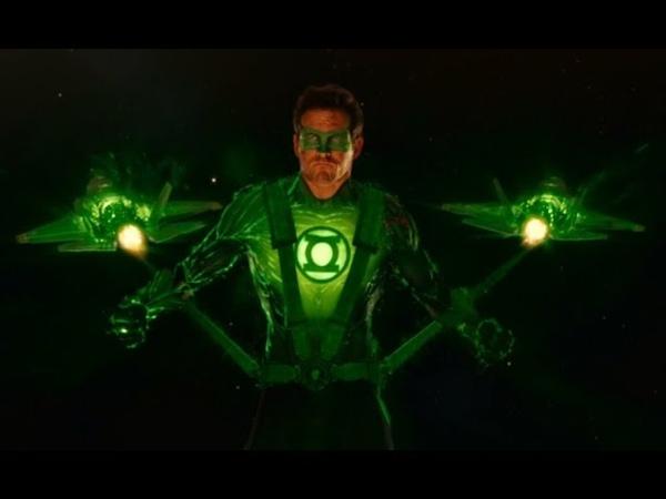Зелёный Фонарь против Параллакса   Зелёный Фонарь (2011)
