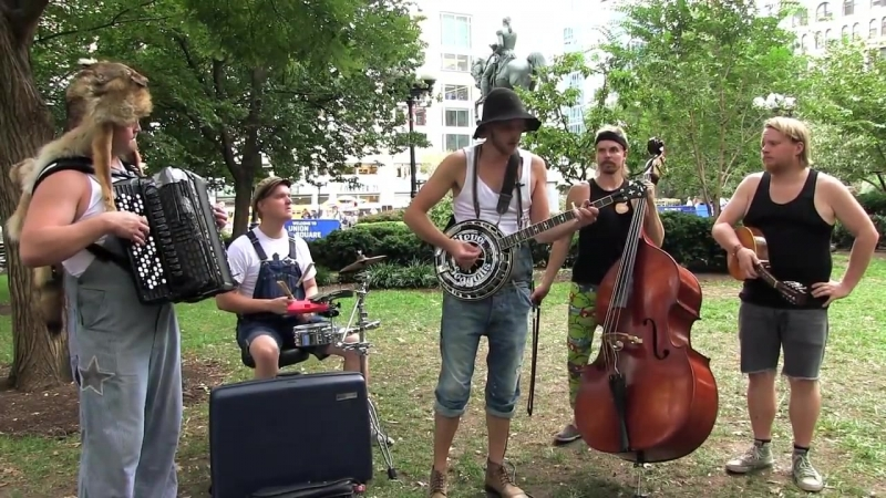 PANTERA Cemetery Gates Gone Polka by STEVE N SEAGULLS Metal Injection