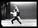 4 TEMPERAMENTS (NYC Ballet 1964 Canadian filming)
