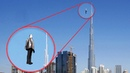 5 REAL FLYING MAN CAUGHT ON CAMERA SPOTTED IN REAL LIFE!