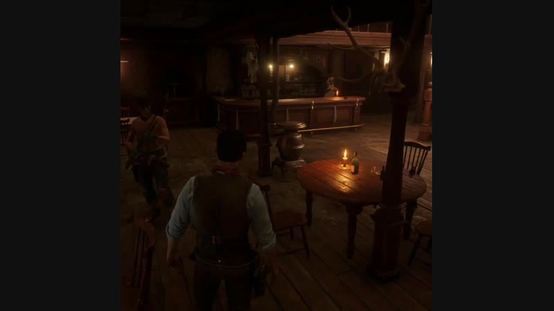 I was just minding my own business but damn... I'm fast. Red Dead Online
