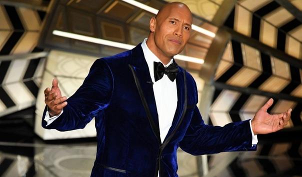 Дуэйн Джонсон отказался проводить церемонию «Оскар»
