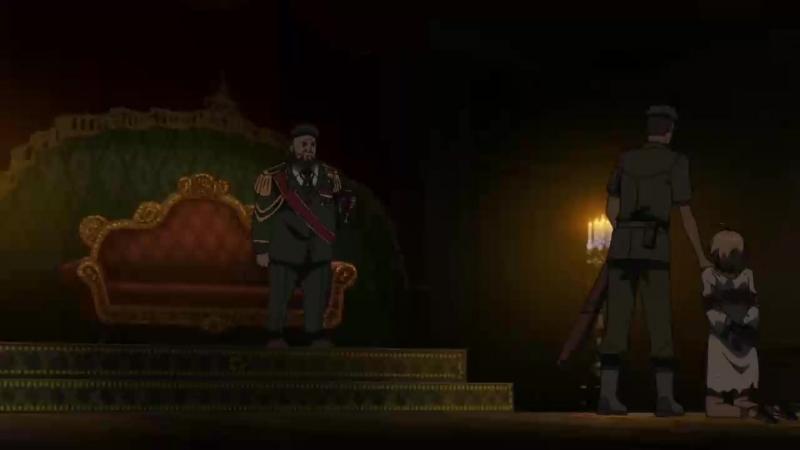 8 серия - И все же, грешник танцует с драконом / Saredo Tsumibito wa Ryuu to Odoru [AniDub]