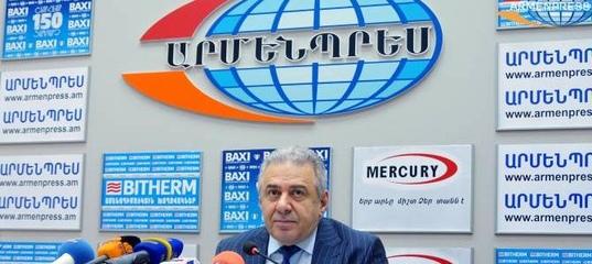 2cbee7a308cd На пост генсека ОДКБ Армения выдвинет кандидатуру Вагаршака Арутюняна