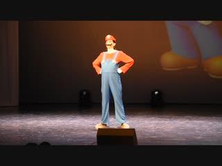 003 Другой замок - Mario canon + original characters - Princess Peach, Bowsette, Boosette, Mario