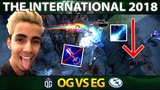 EG vs OG - #TI8 SATISFIED PUNKS SumaiL IMBA Storm Spirit - The International 8 Dota 2