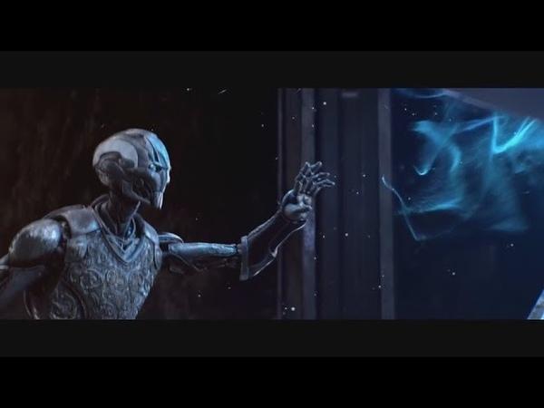 Короткометражные фантастические мультфильмы Судьба роботов