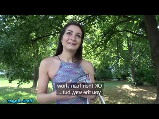 Publicagent: valentina bianco - italian girl love fucked on the streets (porno,czech,czechav,couples,money,pickup,full,oral,pov)