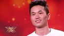 Бекболат Жазыкпаев. Прослушивания. X Factor Kazakhstan. 3 Эпизод.