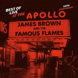 James Brown альбом Best Of Live At The Apollo: 50th Anniversary