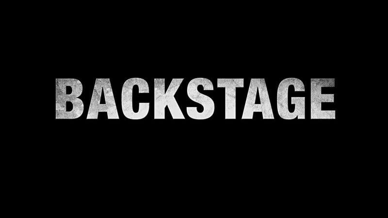 Backstage LowKey Nikita Vlasov