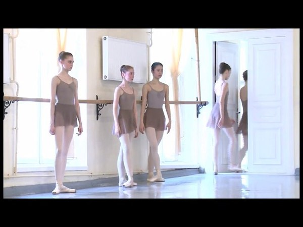 Vaganova classical dance exam. Part 4