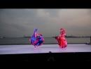Живая музыка, природа и танцы. (выступление 1)