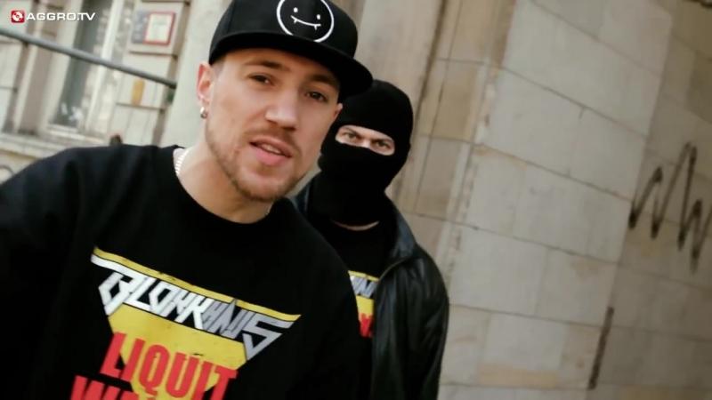 Немецкий рэп Deutsch Rap BLOKKMONSTA - BLOKKHAUS ALLSTARS - KONTRA K, BABA)
