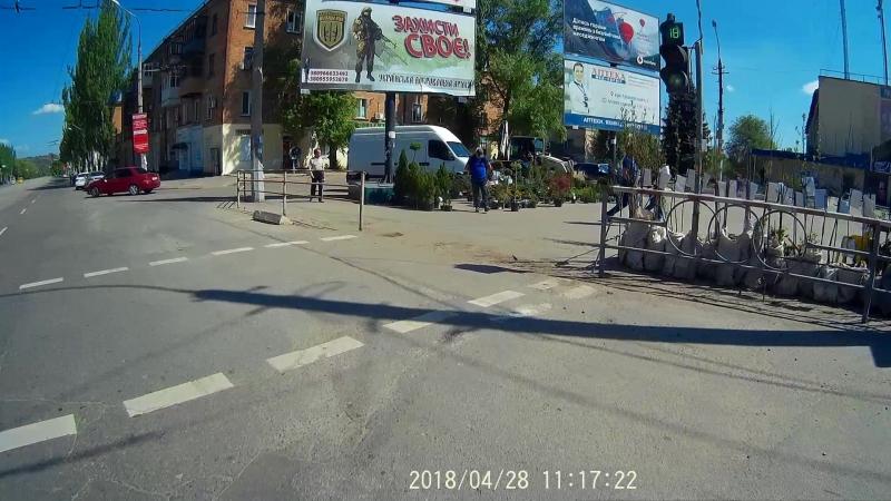 Бывший кинотеатр Кривбасс