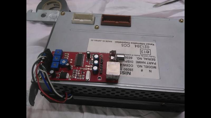 Primera P12. Вывод изображения со штатного монитора на внешний. Инструкция.