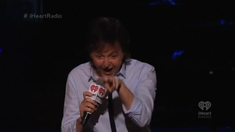 Paul McCartney – QA (1217) Live at Frank Sinatra School Of The Arts (09.009.2013)