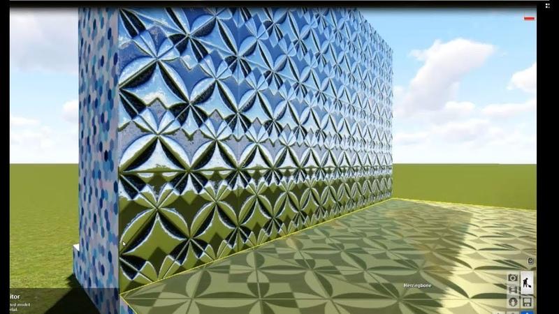 Custom materials in lumion Re Edit materials- Lumion 3D Best Practices (UrduHindi)
