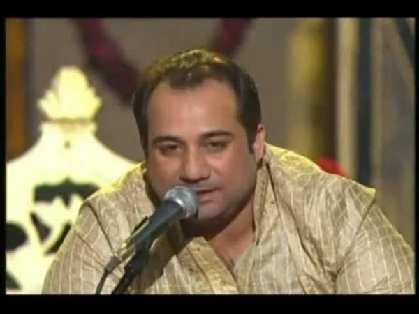 Ustad Rahat Fateh Ali Khan Dil Se Tery Nigah Mirza Ghalib by roothmens