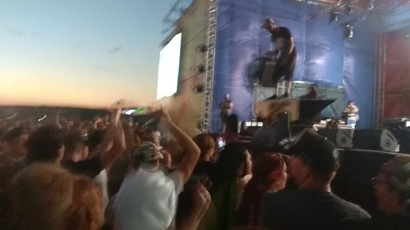 Smash Hit Combo - Слэм под рифы и гроул (ТАМАНЬ 2018)