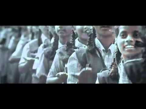 The Silent Indian National Anthem JANA GANA MANA by hearing impaired school childern
