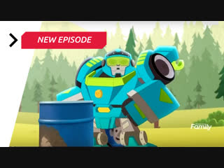 Transformers: Rescue Bots Academy — Season 1 Episode 4 «Whirl'd View»