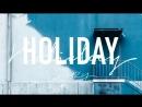 Анимационная версия хореографии Holiday