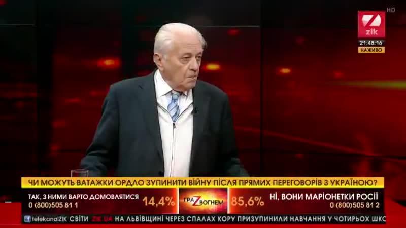 Медведчук ніякий не політик - він колаборант, його дії підпадають під 111 статтю кримінального кодексу - Державна зрада.