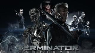 Терминатор 5 Генезис 3d (2015) (фантастический триллер, боевик)