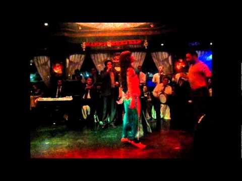 Randa Kamel and Tito Egyptian Belly dance Nile Maxim Boat Cairo Egypt
