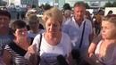 Он просто предатель народа в сети появилось видео на котором россияне высказались про Путина