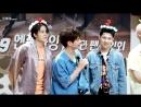 [19.05.18] N.Flying - ANYWAY @ KBS Media Center Simseok Hall Fansign