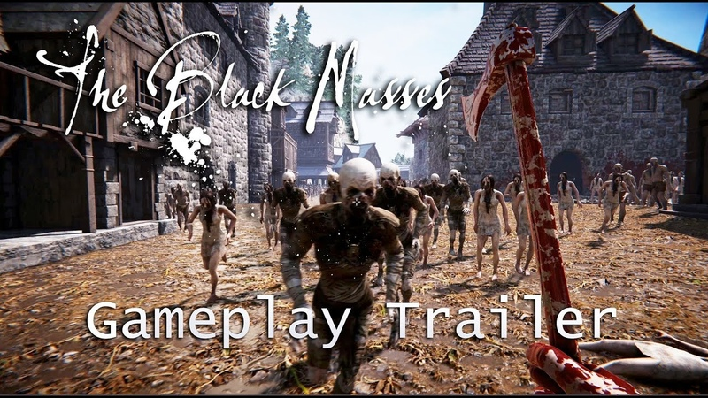 The Black Masses - Gameplay Teaser