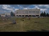 реконструкция битвы за Слоним - кадеты СШ №9 ( 15 мая 2018г)