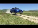Кабардинка - Subaru Impreza WRX STI