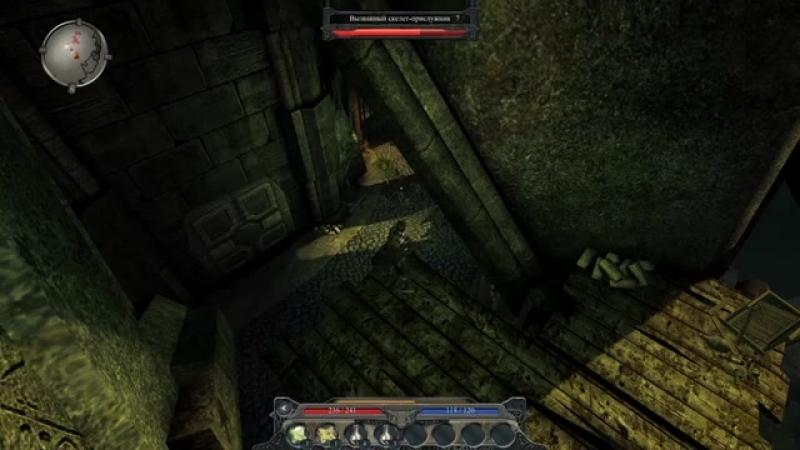 Divinity II_ Developers Cut - Прохождение 7_ Башня Мастера Ловиса