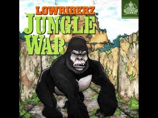 Lowriderz - Monsta (feat MC Smoky Dogg) (Jungle War EP, Serial Killaz)