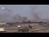 ВКС РФ наносят массированные удары по боевикам.