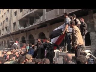 Восточная Гута полностью перешла под контроль сирийского правительства