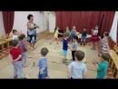 хоровод день рождения Крамарова Николая средняя группа воспитатель Протасова Нина Дмитриевна аконпанимент на пианино Журавлёва Е