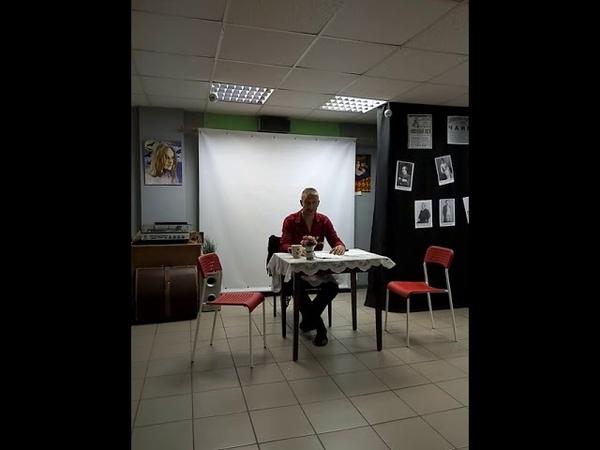 А. П. Чехов Жизнь прекрасна!, читает Андрей Сапенок