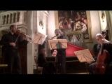 G. P. Telemann - Quatuor VI from Nouveaux quatuor en six suites Paris Quartet No.12 in E minor, TWV 43e4 - Aliusmodum